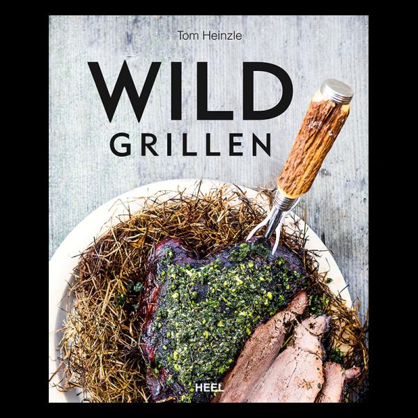 """Buch """"Wild grillen"""""""