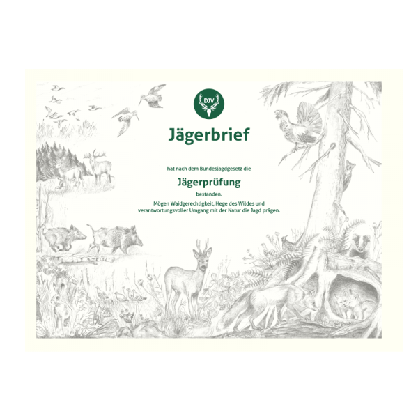 DJV-Jägerbrief